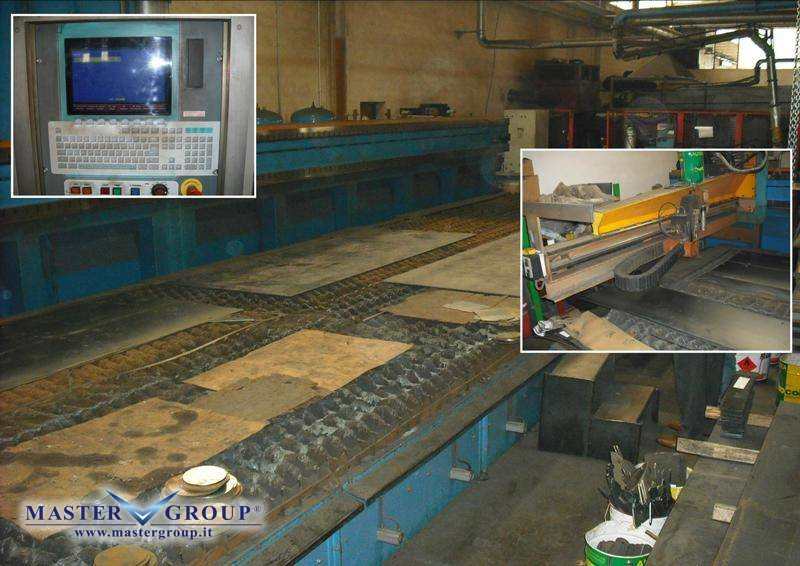 CRM - CANTILEVER 13000 x 3000 mm