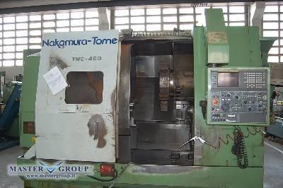 NAKAMURA TOME - TMC 400