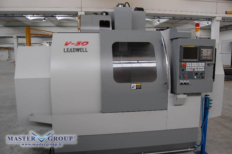 LEADWELL - V50