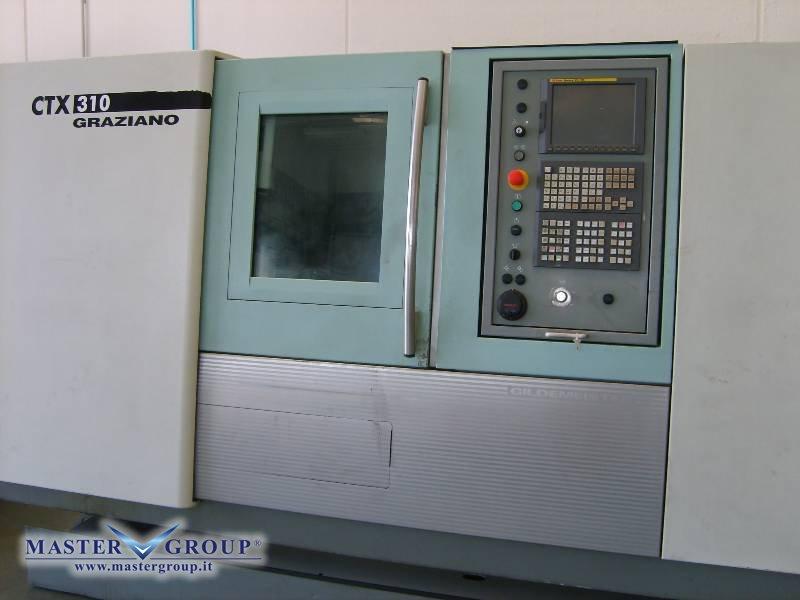 DMG - GRAZIANO CTX 310