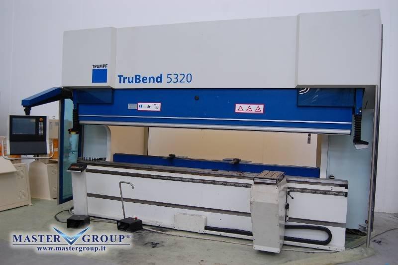 TRUMPF - TRUBEND 5320