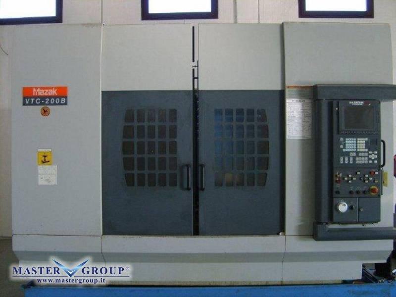 MAZAK - VTC 200B