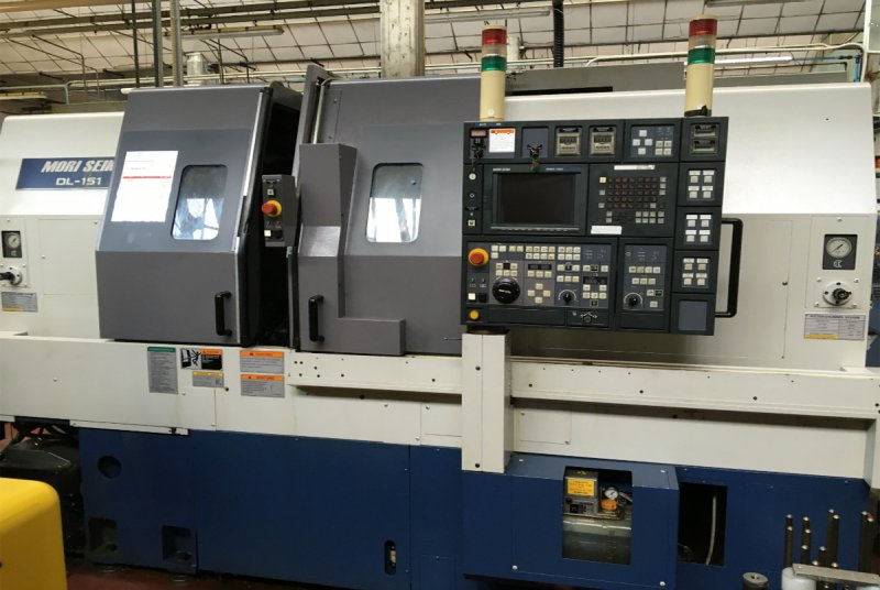 MORI SEIKI - DL 151MC