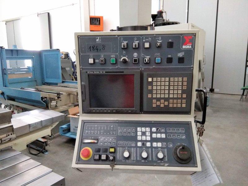 SIGMA - EK 110/50 - PALLET