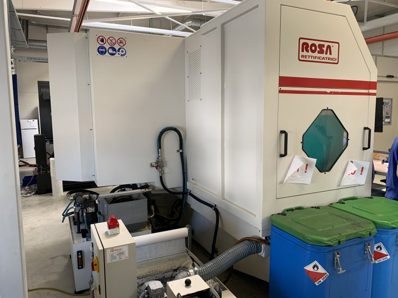ROSA - IRON 11.6 CNC