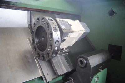 OMG ZANOLETTI - CNC 220X1250