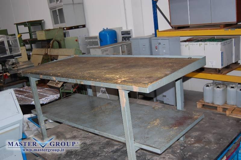 Tavoli Da Lavoro Vecchi : Master group srl: acquisto vendita noleggio e assistenza macchine