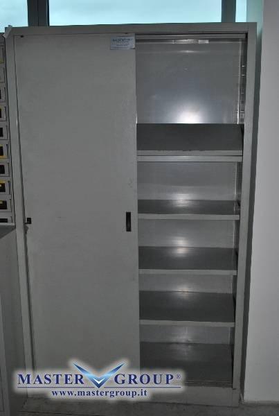 scheda tecnica armadio metallico usato