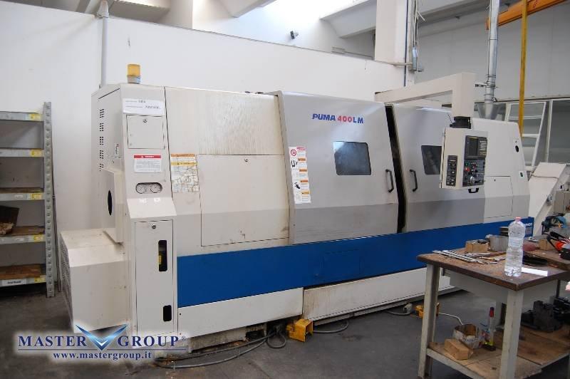 klassiset tyylit koko kokoelma toinen mahdollisuus Product Sheet LATHES CNC: DOOSAN - PUMA 400 LMB (Cod. 505 ...