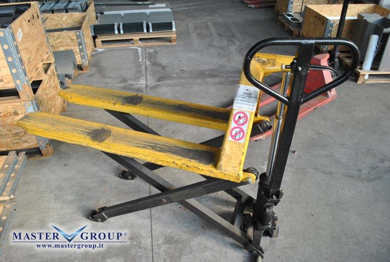 Scheda Tecnica Mezzi Di Movimentazione Transpallet Cod 5749