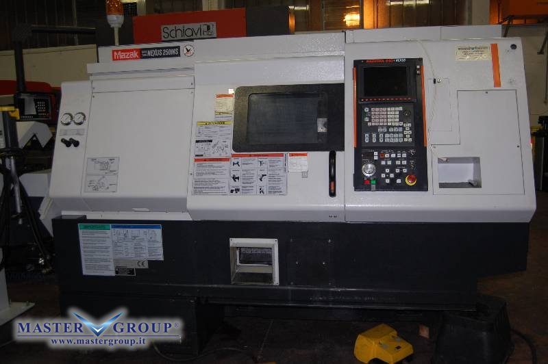 MAZAK - QUICK TURN NEXUS 250 MS