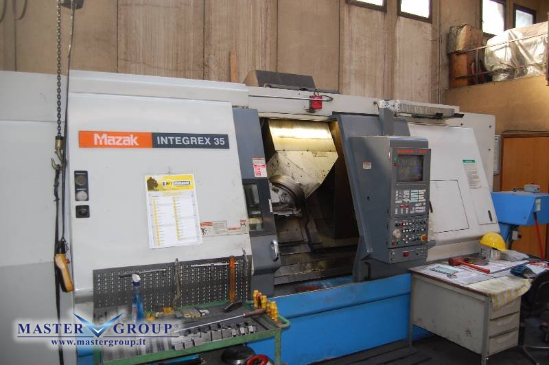 MAZAK - INTEGREX 35