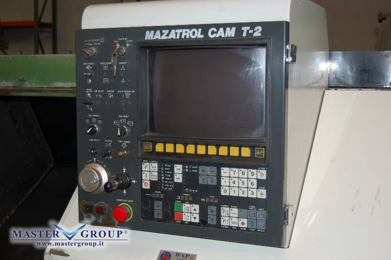 MAZAK - QUICK TURN 20 N