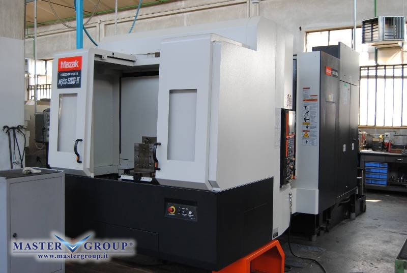 Product Sheet MACHINING CENTRES Horizontal: MAZAK - NEXUS