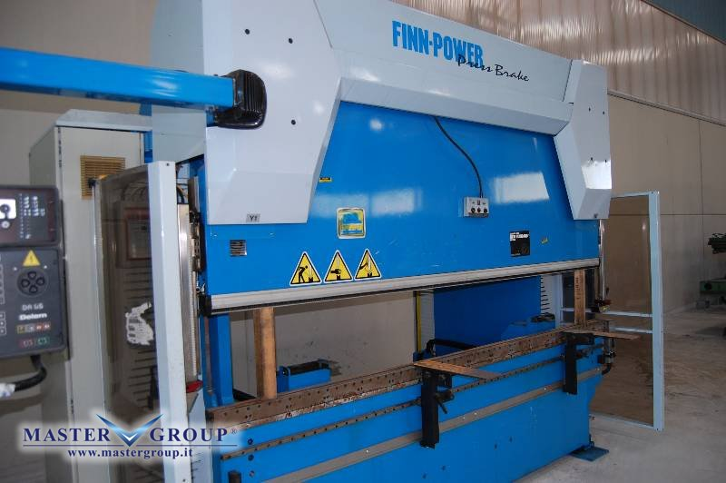 Product Sheet : FINN POWER - B 125-3060 (Cod  773) - USED