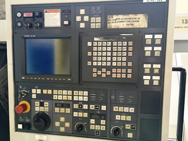 MORI SEIKI - DL 150MC