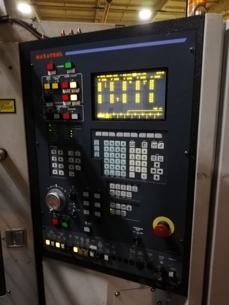 MAZAK - SUPER TURBO - X510 Mk II